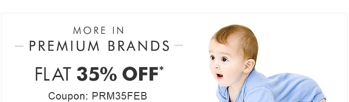 More in Premium Brands | Flat 35% OFF* | Coupon: PRM35FEB
