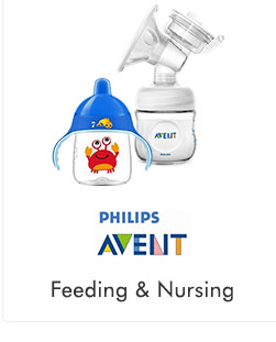 Feeding & Nursing | Philips Avent