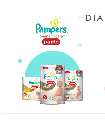 Pampers Premium Care Pants