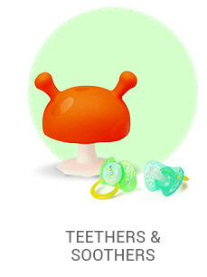Teethers & Soothers