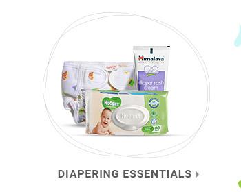 Diapering Essentials