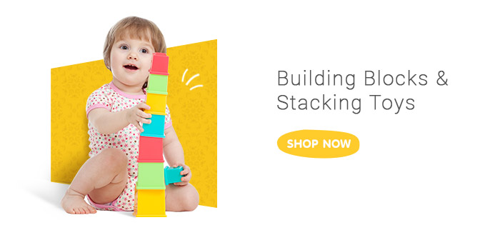 Building Blocks & Stacking Toys