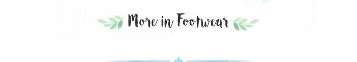 More in Footwear