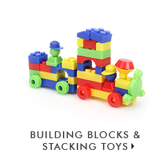 Building Blocks, Construction Sets & Stacking Toys