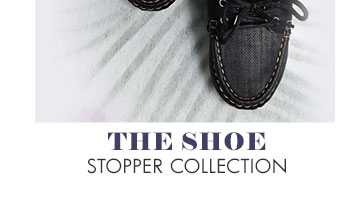 The Shoe Stopper Collection