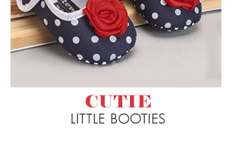 Cutie Little Booties