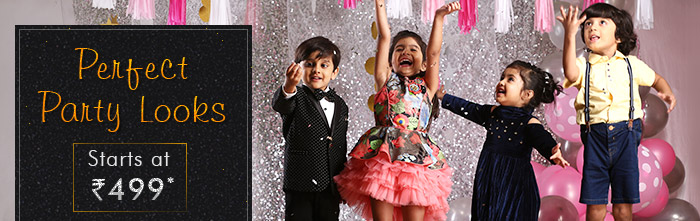 Perfect Party Looks Starts At Rs. 499*