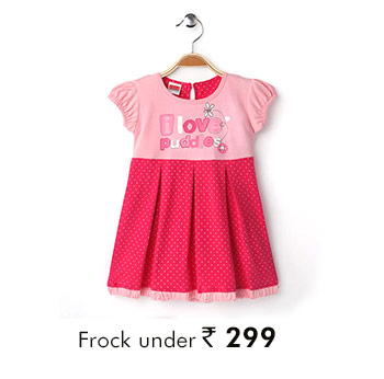 Frock under Rs. 299