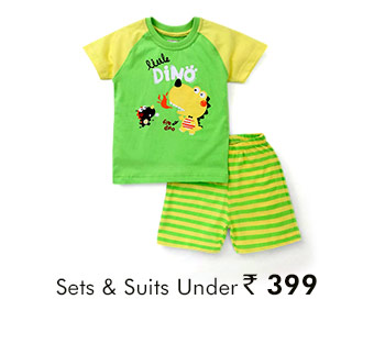 Sets & Suits Under Rs. 399