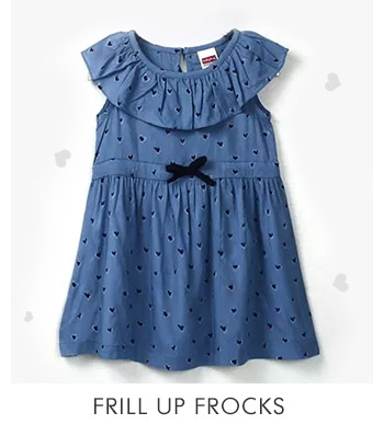 Frill up Frocks