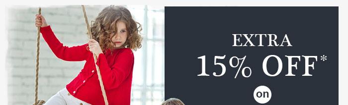 Extra 15% OFF* on Entire Fashion Range | Coupon: FASHION15