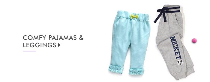 Comfy Pajamas & Leggings
