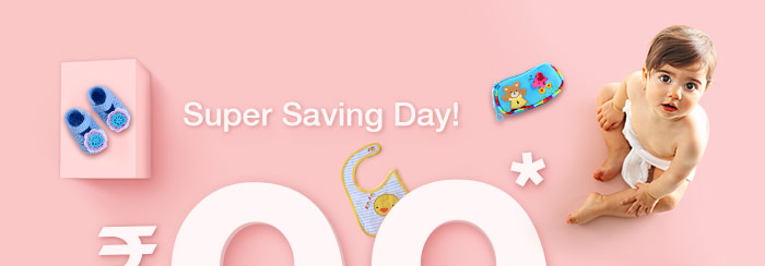 Super Saving Day!