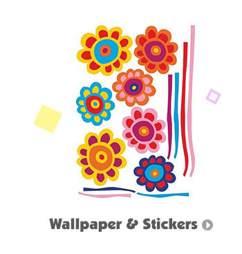 Wallpaper & Stickers