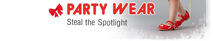 Party Wear- Steal the Spotlight