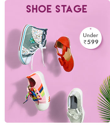 Shoe Stage - Under Rs. 599