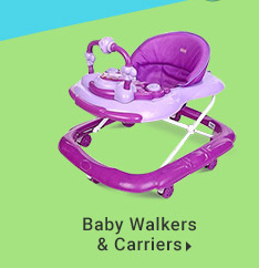 Baby Walkers & Carriers