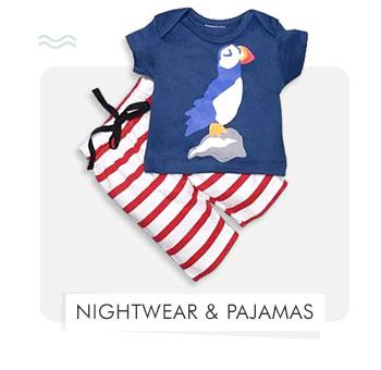 Nightwear & Pajamas