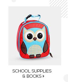 School Supplies & Books