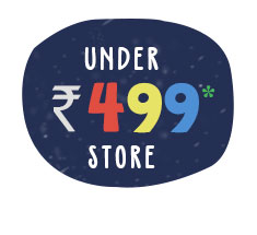 Under Rs. 499* Store
