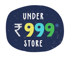 Under Rs. 999* Store