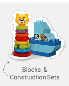 Blocks & Construction Sets