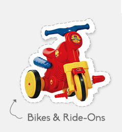 Bikes & Ride-Ons