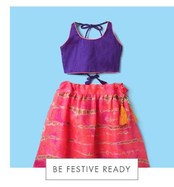 Be Festive Ready