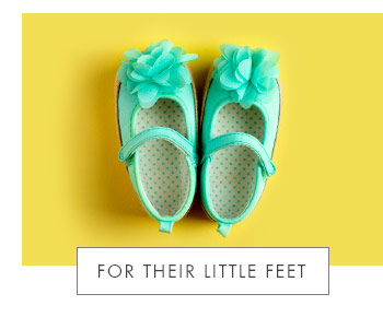 For Their Little Feet
