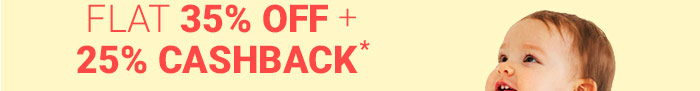 Flat 35% OFF & 25% Cashback* | Coupon: MN35APR