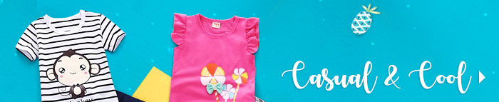 Casual & Cool Starts at Rs. 99*