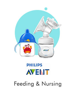 Feeding & Nursing- Philips Avent