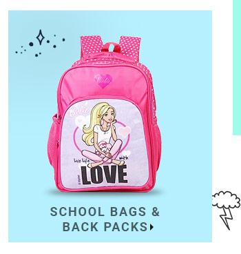 School Bags & Back Packs