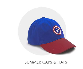 Summer Caps and Hats