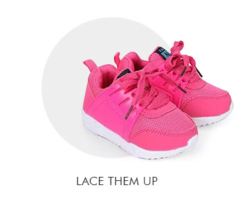 Lace Them Up