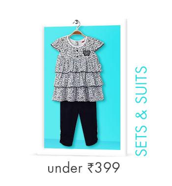 Sets & Suits Under Rs. 399