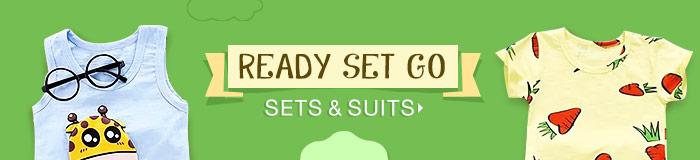 Ready SET Go Sets & Suits