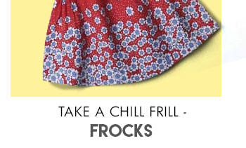 Take A Chill Frill - Frocks