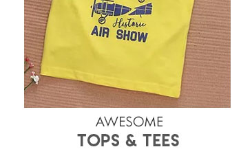 Awesome Tops & Tees