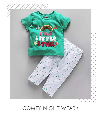 Comfy Night Wear