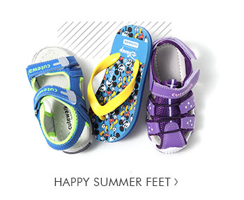 Happy Summer Feet