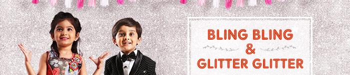 Bling Bling & Glitter Glitter   Shop Partywear
