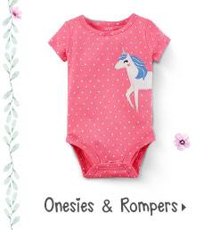 Oneises & Rompers