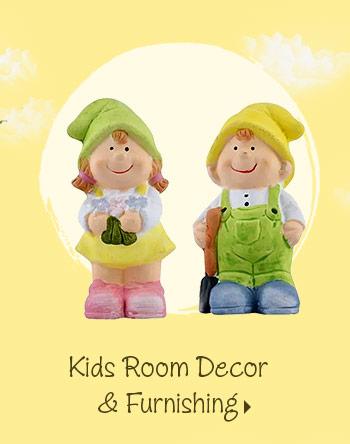 Kids Room Decor & Furnishing