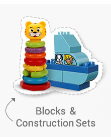Blocks & Construction Sets