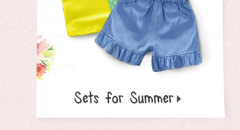 Sets for Summer