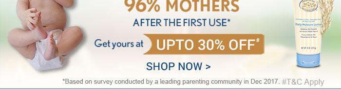 UPTO 30% OFF