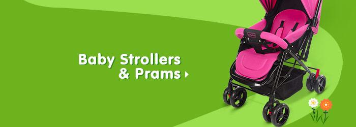 Baby Strollers & Prams