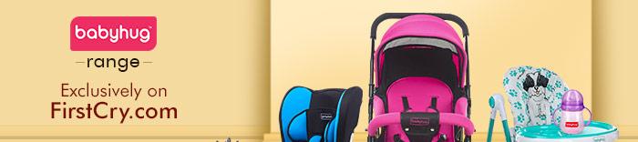 BABYHUG Range Exclusively on FirstCry.com