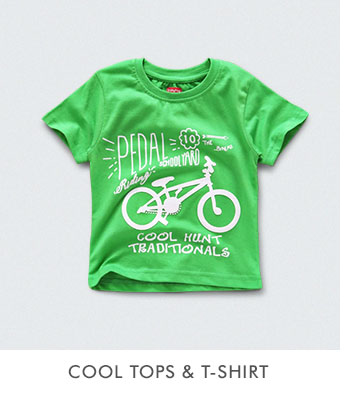 Cool Tops & T-shirt